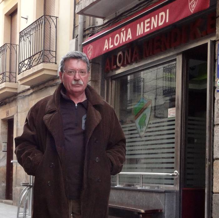 Jose Manuel Ruiz de Cenzano Euskal Eskubaloi Federazioko presidente hautatu dute berriro
