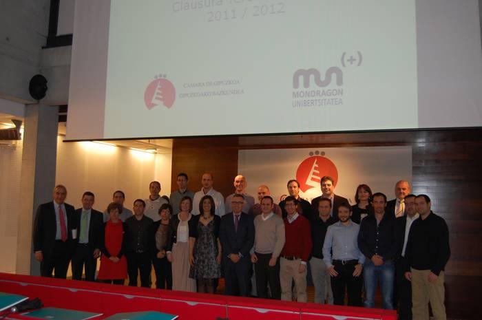 MBA Executivearen titulua jaso zuten 21 ikaslek