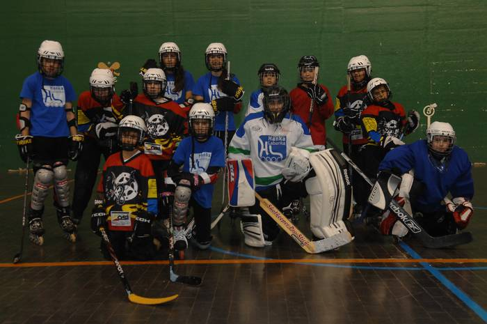 Hockeyak badu lekua Debagoienean