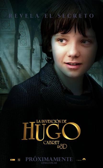 'La invención de Hugo' filma