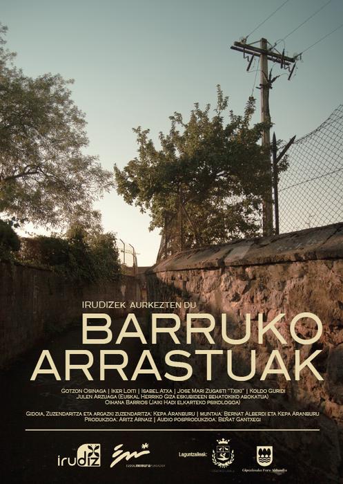 Torturak utzitako 'Barruko arrastuak', dokumental batean