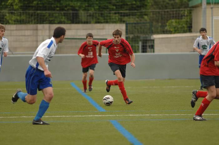 Ligako azkena irabazi du Aloña Mendik: 1-0