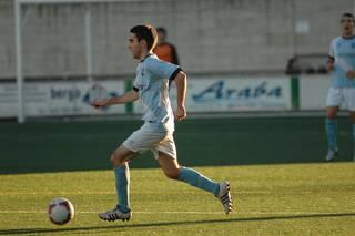 Iker Sanchez eta Oxelen golei esker Aretxabaleta nagusi (2-0)
