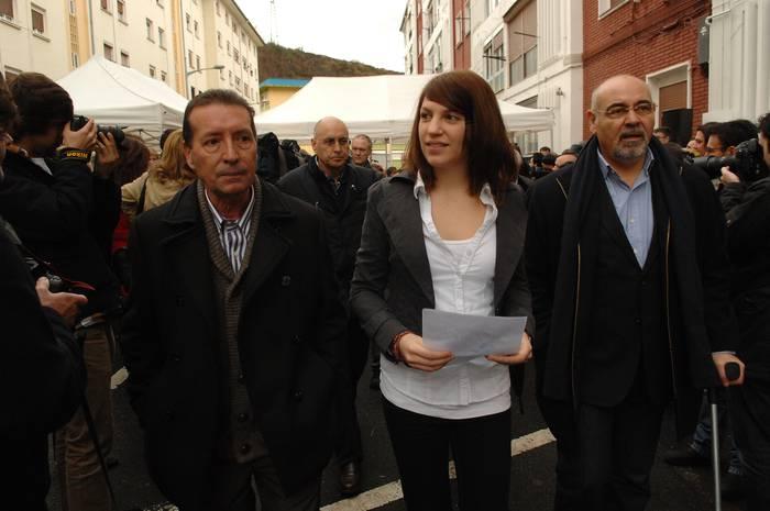 """Paco Gartzia: """"Gurea sufrimenduaren memoria da; ETArena, isiltasunean oinarritutako koldarkeriarena"""""""