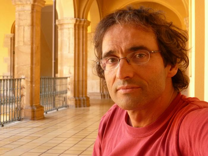"""Jon Sarasua: """"Ez ditut ideiak ezkutatu nahi izan lagunen arteko bakeagatik"""""""