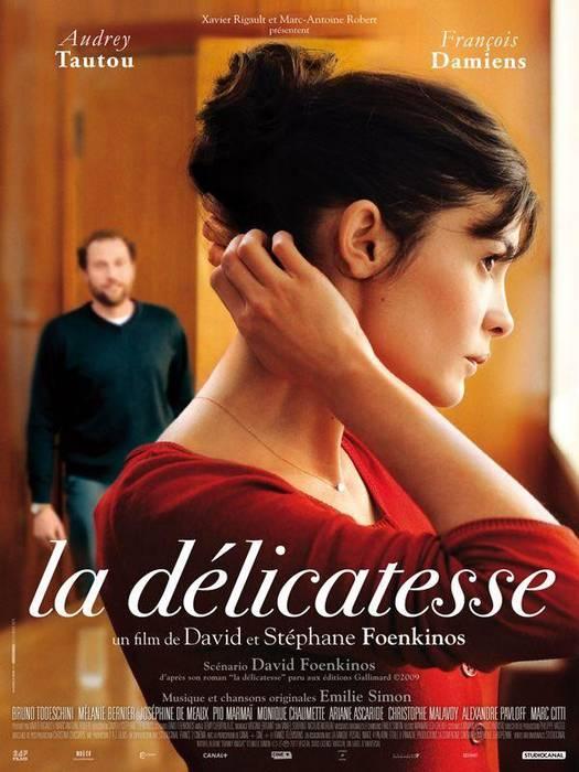 'La delicadeza' filma