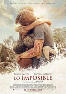 'Lo imposible' filma