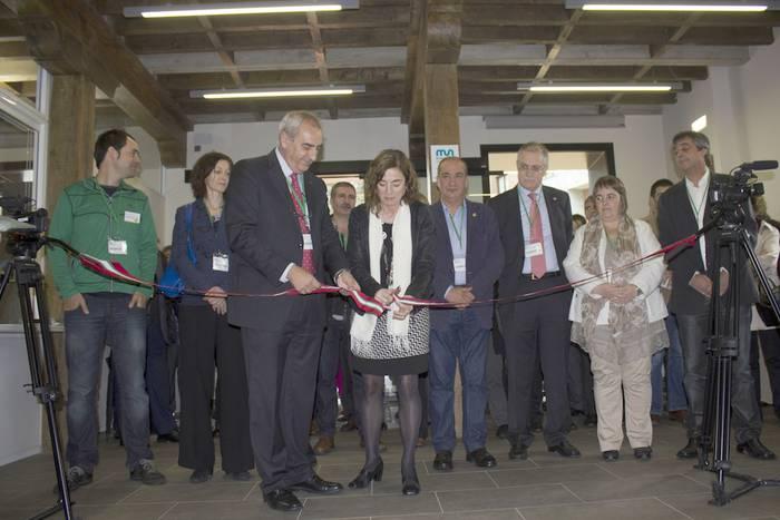 Inauguratu dute MUren Aretxabaletako campusa
