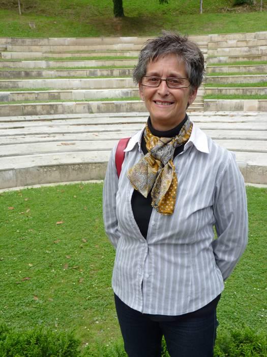 """Mariasun Pagoaga: """"Udal mailako jardunean, gertutasuna eta politika nahastu egiten dira; hori da arazoa"""""""