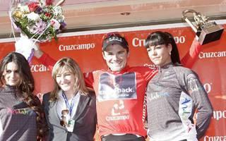 Markel Irizar lider jarri da Andaluziako Itzulian