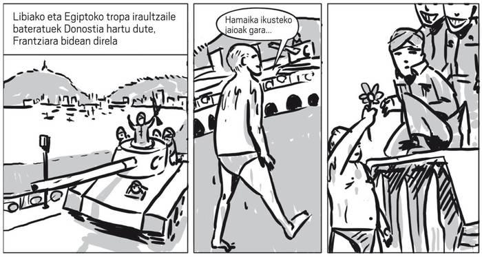 "Alex Ugalde: ""Iraultza"""