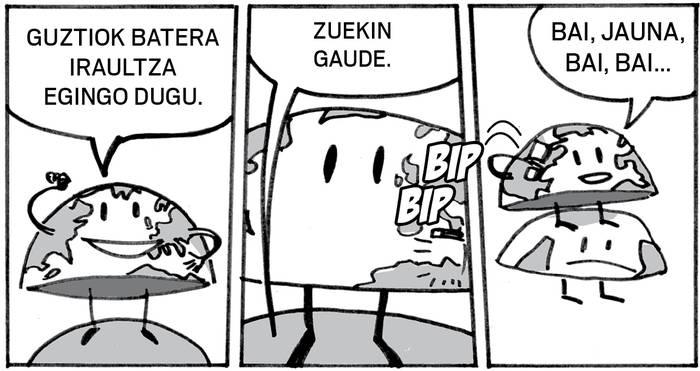 """""""Hirugarren mundua"""""""