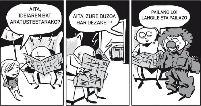 """""""Aratusteak"""""""