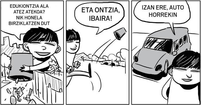 """""""Birziklatzea"""""""