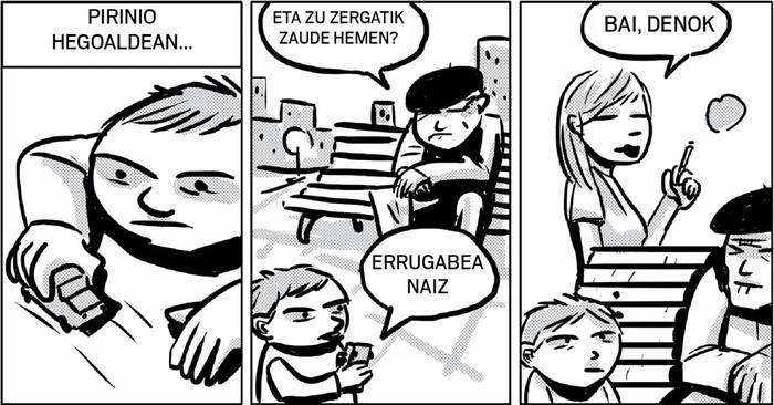 """""""Erreskatea"""""""