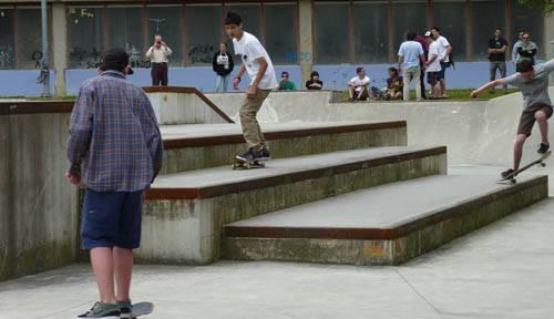 Musakolako skate-parkeak sarrera librea izango du maiatzaren 22tik aurrera