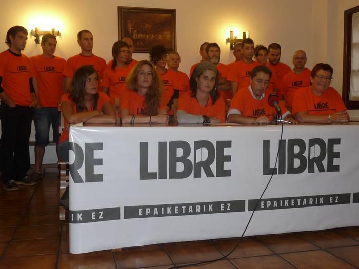Herriko tabernen itxiera salatzeko manifestazioa, bihar