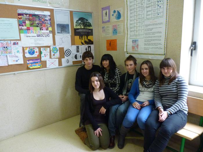 Jasangarritasunaren Eskola Agiria jasoko dute Kurtzebarri BHI-ko kideek