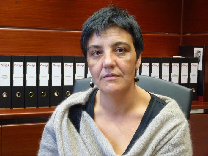 """Agurne Barruso: """"Herritarrekin batera egin nahi dugu Plan Estrategikoa"""""""