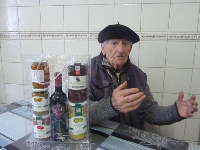 Narciso Beitiak, Leintz Gatzagako gizonik zaharrenak 103 urte bete ditu gaur
