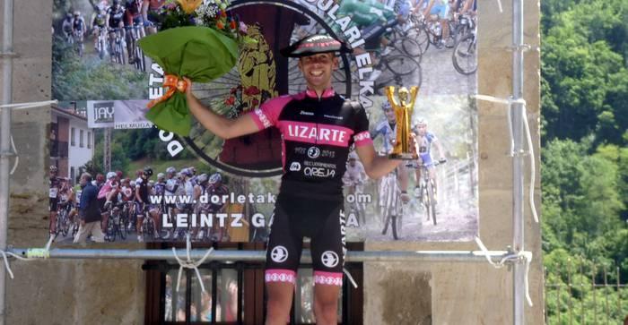 Lizarte taldeko Higinio Fernandez asturiarrak irabazi du aurtengo Dorletako Ama saria