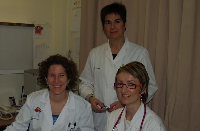 Ana Periañez da Oñatiko pediatra berria