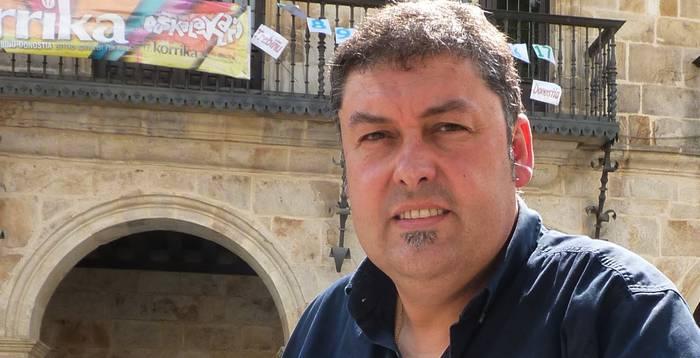 Ramon Ajuria Aramaioko alkatea 'Harira'-n