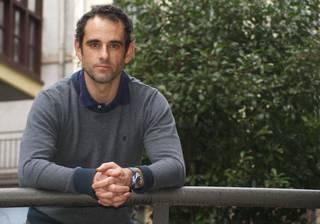 """Roman Martinez: """"Arrasateko bide zaharrak errekuperatzerakoan herriak aisialdirako beste aukera bat izango du"""""""