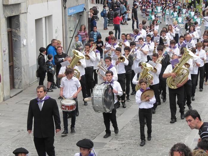 Inoizko matrikulazio handienarekin ekin dio Arrasate Musikalek ikasturte berriari