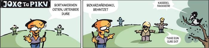 """""""Bizkartzainak"""""""