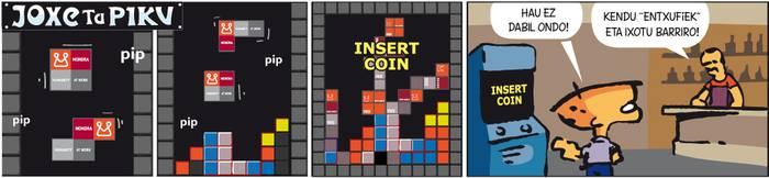 """""""Insert coin"""""""
