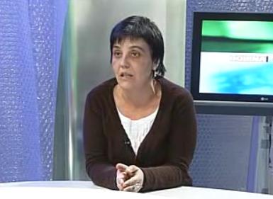 Agurne Barruso, 'Alkateak Zuzenean' saioan