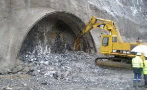 AHT: hasi dira Udalatx zulatzen, 3.160 metro izango dituen tunela egiteko