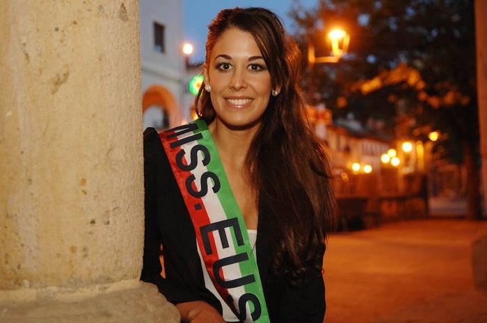 Ainhoa Sanchez, Miss Euskadi
