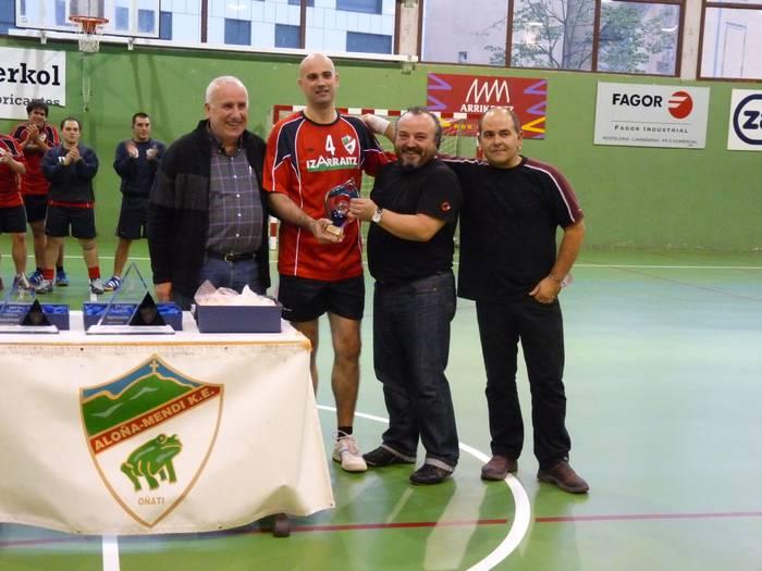 Aloña Mendik irabazi du 33. San Migel txapelketa