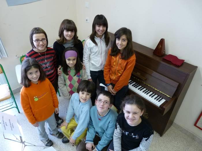 Andoaingo piano jaialdian Elgetako 11 pianojole arituko dira aurten