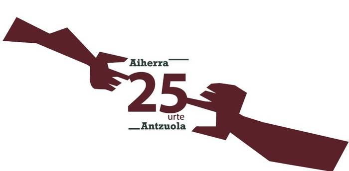 Antzuola eta Aiherra senidetu zireneko 25. urteurrena ospatzen hasiko dira urriaren 11n