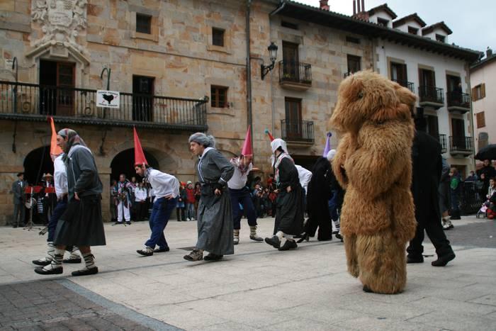 Santa Ageda, San Blas eta Aratusteak ospatuko dituzte asteburuan antzuolarrek