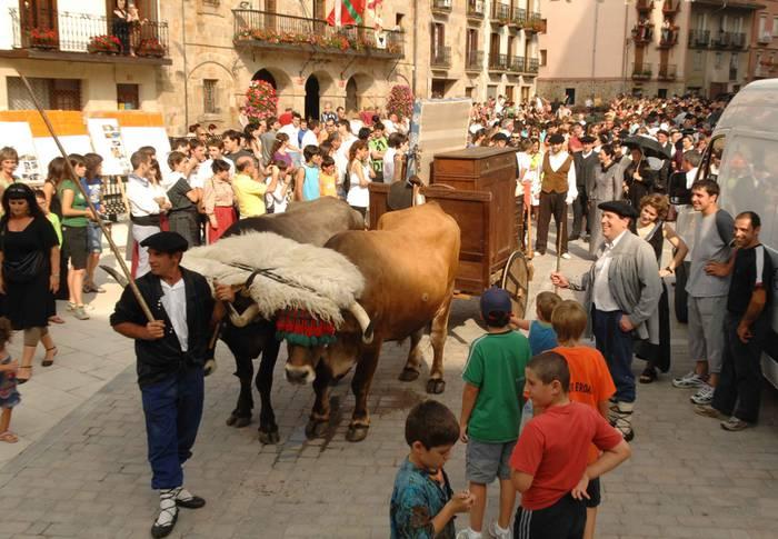 Antzuolako jaiak 2007: argazkiak