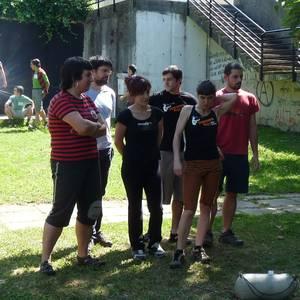 Aramaioko jaiak 2011: Koadrilen arteko lehia