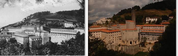 Arantzazuko Santutegia Hotela, erromesendako leku modernoa