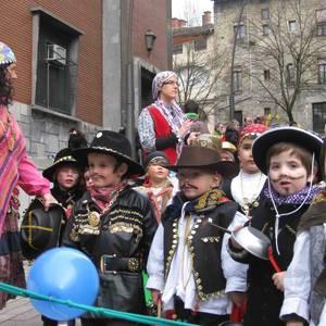 Aratusteak 2011: Aranzadi Ikastola