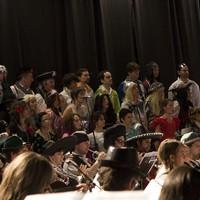 Bergarako Musika Bandaren eta Orkestra Sinfonikoaren aratusteetako kontzertua