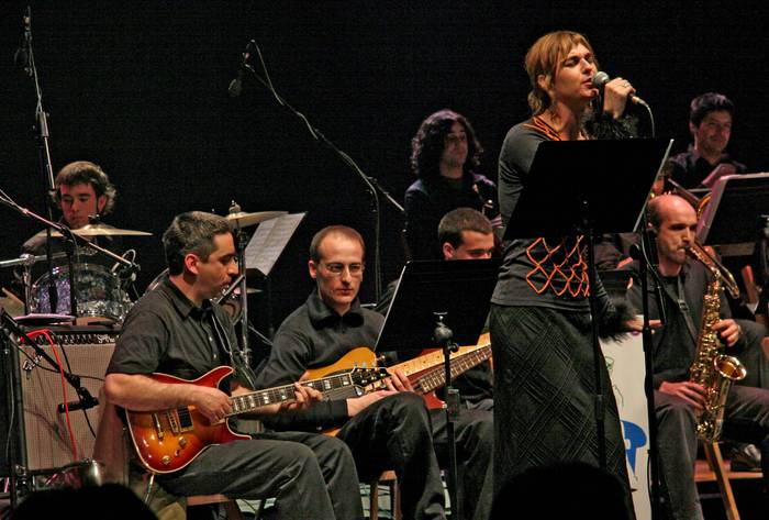 Arrasate Musikal Big Band, gaur Espoloian