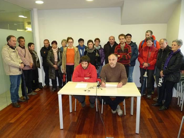 Atez atekoarentzat ongietorri ekitaldia egingo dute zapatuan Oñatin
