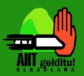 Autobusak antolatu dituzte AHTren aurkako Gasteizko manifestaziorako