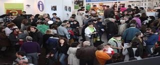 Galiziako kultur Gal-ekoak gustura Durangoko Azokako harrera ikusita