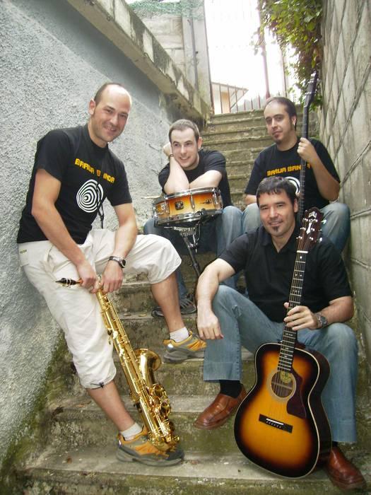 Barua Banda, rock talde berezia