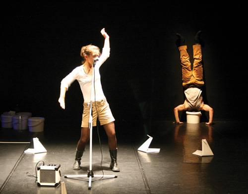 'La danza del cisne' dantza