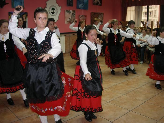 Corazon de Encinak bukatu du XIX. Kultura Astea